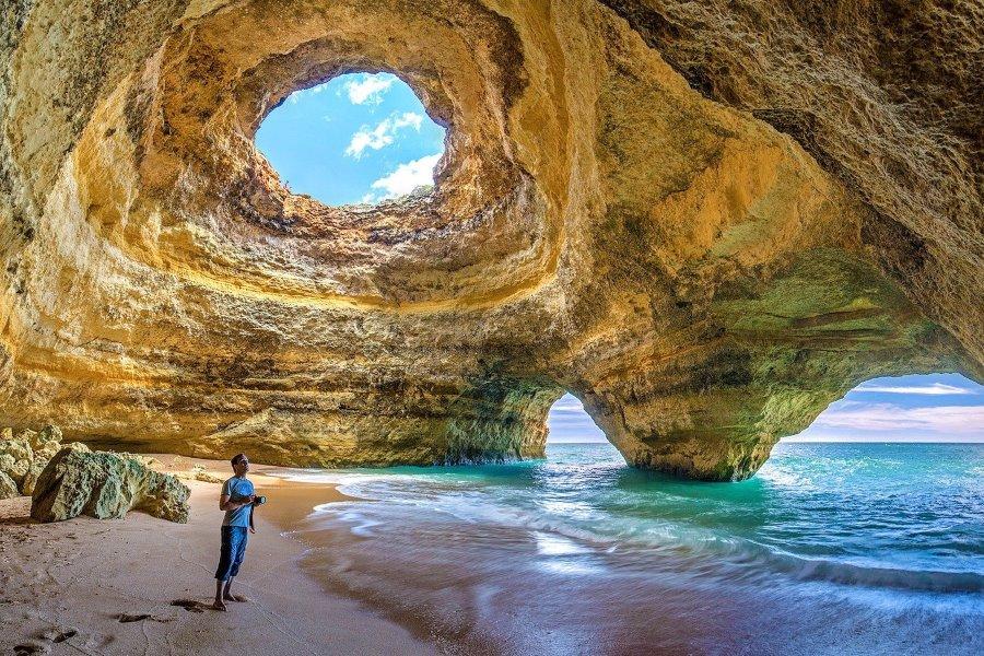 Voyage en Algarve